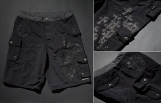 Chrome Hearts Board Shorts