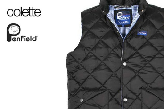 colette x Penfield Outback Down Vest