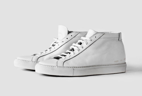 Common Projects 2008 Fall/Winter Collection