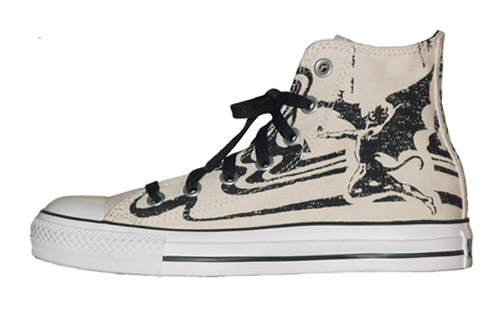 Converse Black Sabbath Music Collection
