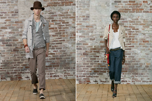 Converse by John Varvatos 2009 Spring/Summer Collection