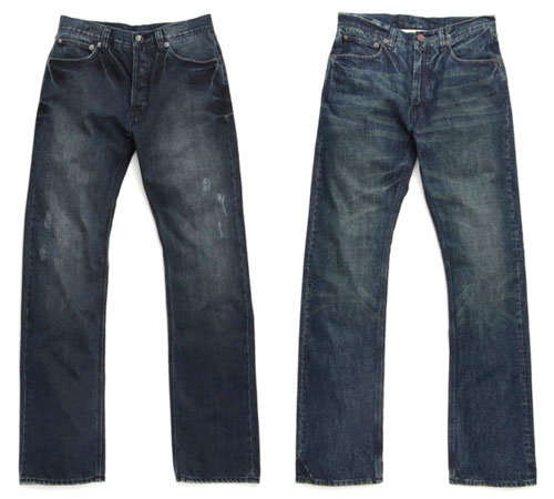 Damien Hirst x Levi's 2008 Collection Release