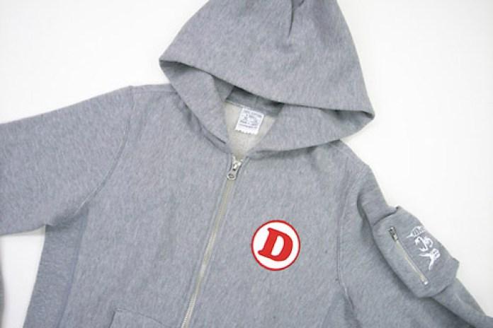DANN GmbH x Loopwheeler DP4GC Hoodie