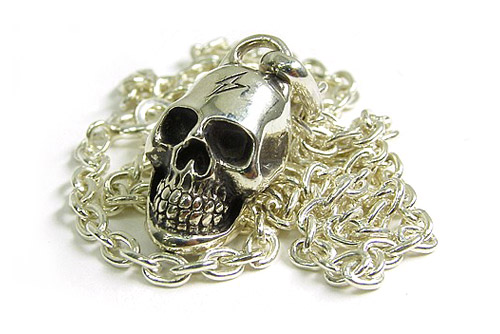 Devilock x A.O.I. Skull Necklace