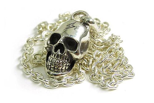 Devilock x A.O.I. Skull Necklace