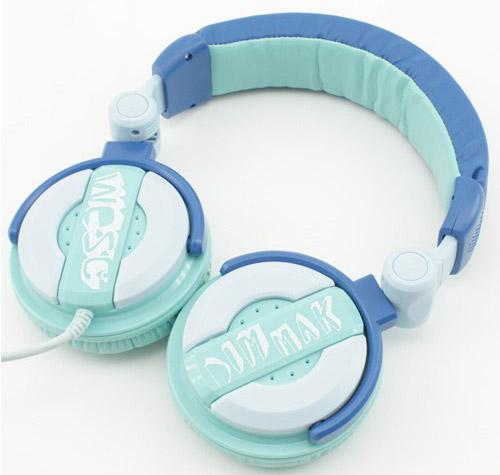 Dim Mak x WeSC Headphones