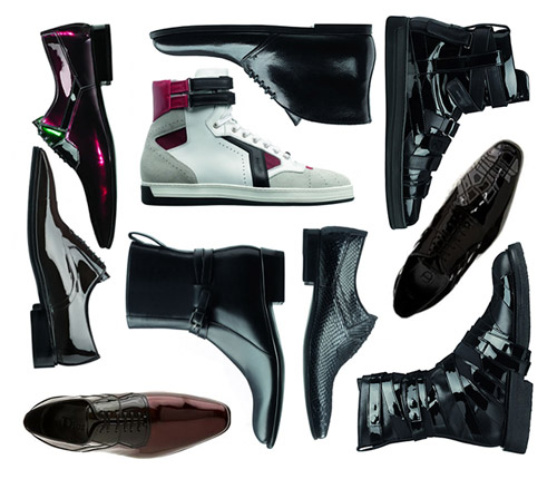 Dior Homme 2008 Fall/Winter Footwear Collection