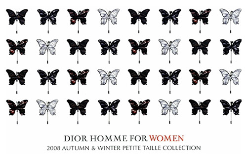 Dior Homme for Women 2008 Fall/Winter Collection