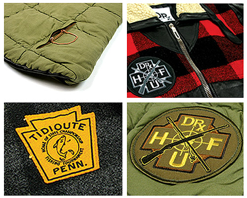 "Dr. Romanelli x HUF 2008 Fall/Winter ""Dr. Huf"" Collection"