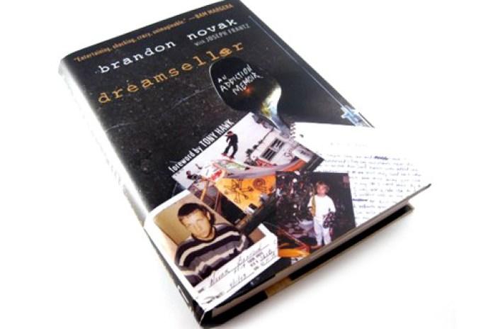 Dreamseller: An Addiction Memoir by Brandon Novak
