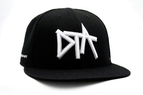 DTA x Chocolate Crocodile x Estate LA Fitted Cap