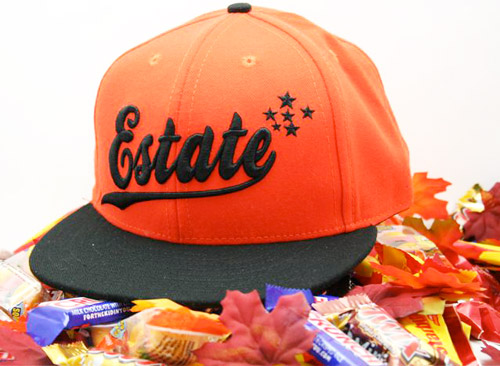 Estate LA Classic Series Halloween Fitted Cap