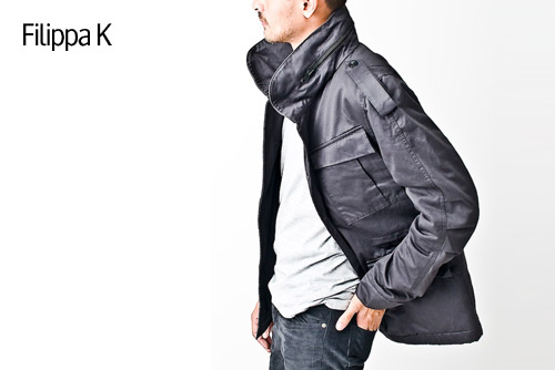 Filippa K 2008 Fall/Winter - October Releases