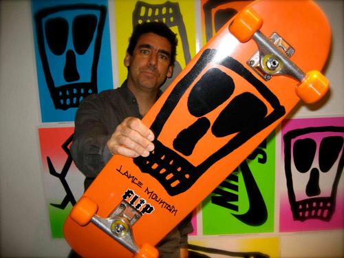 Lance Mountain x Flip Skateboards Nike Co-op Complete