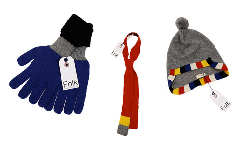 Folk 2008 Fall/Winter Accessories Collection
