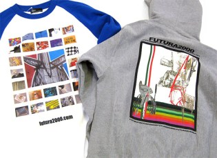 Futura Laboratories 2008 Fall/Winter Collection Newest Releases