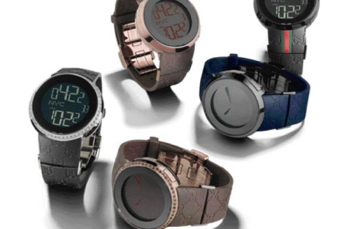 I-Gucci Digital Watch Series