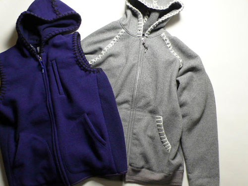 Head Porter Plus Stitch Fleece
