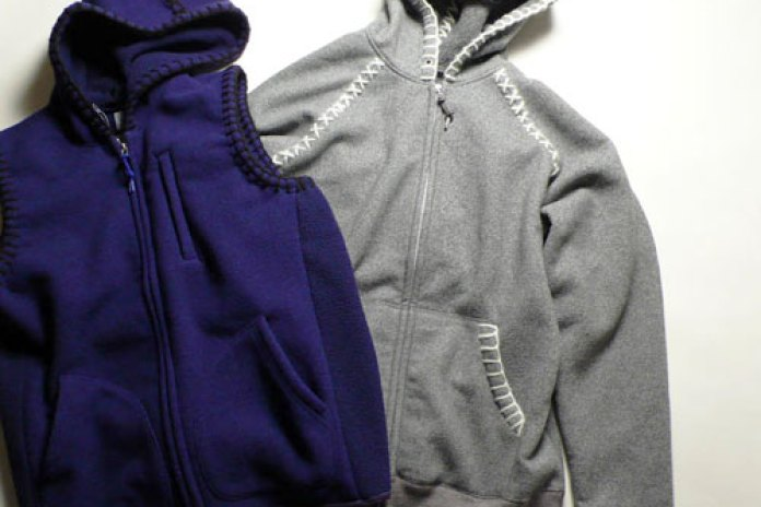 Head Porter Plus Stitch Fleece