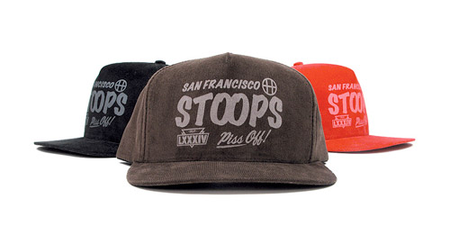 HUF 2008 Fall/Winter Hat Collection