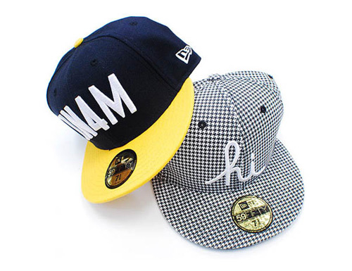 In4mation x New Era 2008 Fall/Winter 59FIFTY Fitted Caps