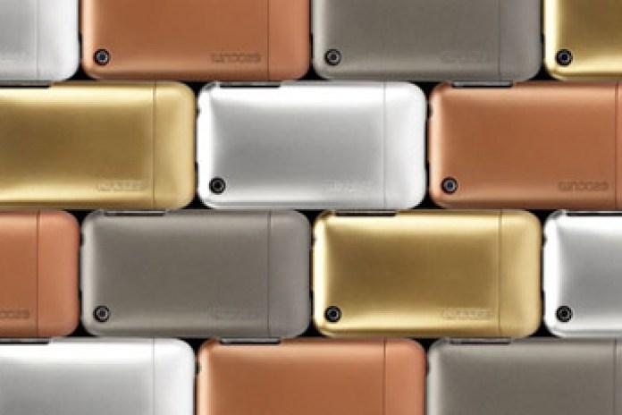 Incase 3G iPhone Slider Case Metallic Pack