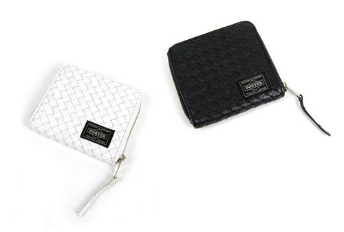 JINECO x Porter Woven Wallet