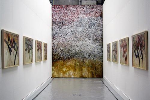 José Parlá Adaptation/Translation Exhibition Recap