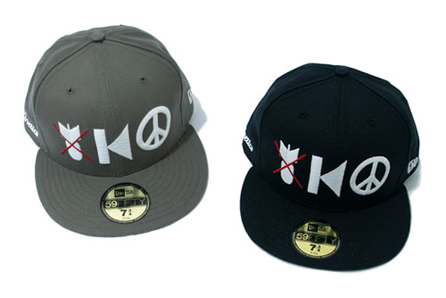 Kinetics x Staple New Era 59FIFTY Fitted Cap