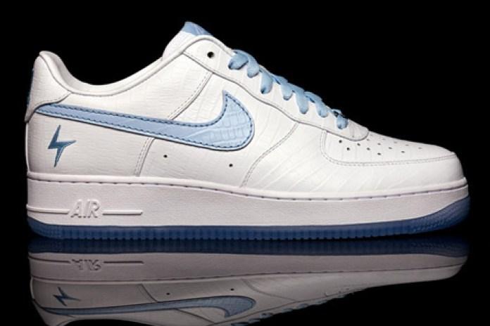 LaDainian Tomlinson x Nike 1World Air Force 1