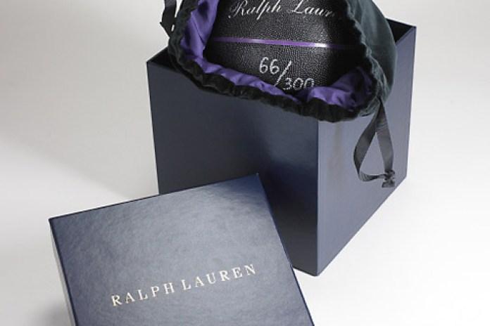 LeBron James x Ralph Lauren Purple Label