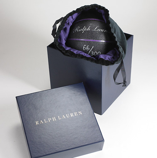 LeBron James x Ralph Lauren Purple Label