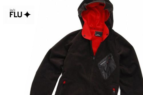Levi's FLU Fleece Bonding Jacket