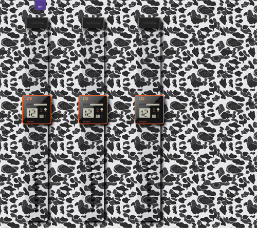 "LTD x Nooka Zoo ""Invisible Warrior"" Watch"