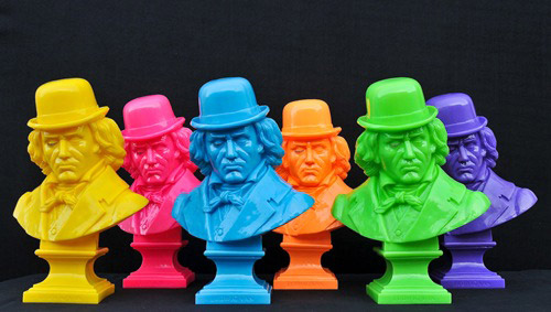 Ludwig Van by Frank Kozik Collection