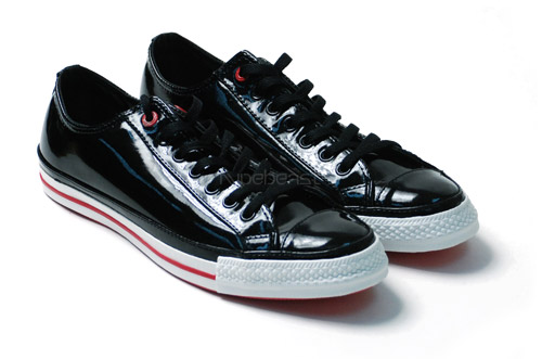Lupe Fiasco x PRODUCT (RED) Converse Chuck Taylor Low