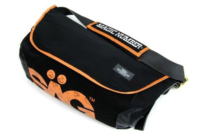 Magic Number x SAG Travellers Messenger Bag