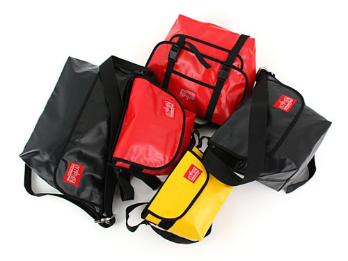 "Manhattan Portage ""PVC Series"" Messenger Bags"