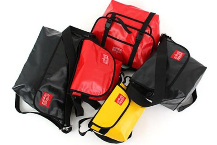 "Manhattan Portage ""PVC Series"" Messenger Bags"