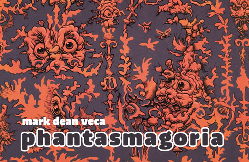 "Mark Dean Veca | ""Phantasmagoria"" Solo Exhibition"