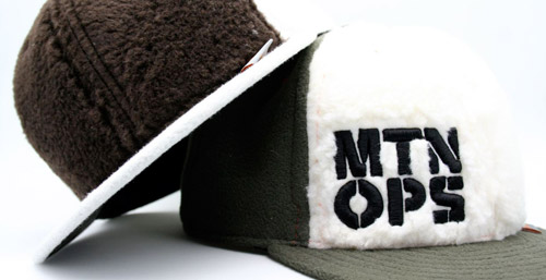 MTNOPS x Estate LA Type Three Fitted Cap