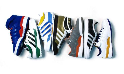 NBA x adidas Originals 2008 Fall/Winter Collection