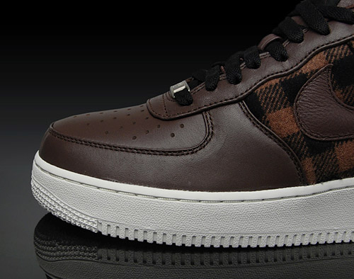 Nike Flannel Air Force 1