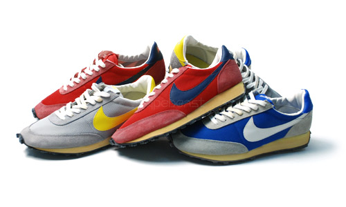 Nike Vintage Running 2008 Fall/Winter LDV Collection