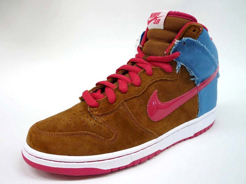 Todd Bratrud x Nike SB Dunk High - A Closer Look