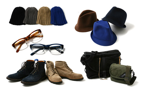 nonnative 2008 Fall/Winter Collaboration Exclusive Collection