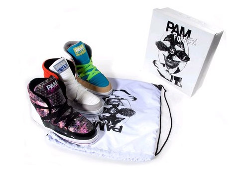 PAM x Forfex Spaceboots