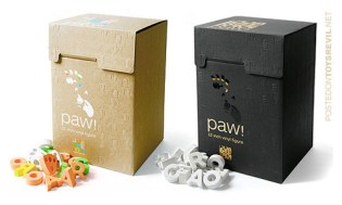 PAW! by Coarsetoys Vinyls
