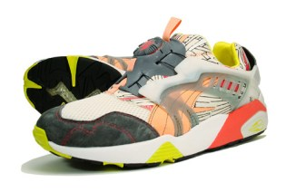 Puma 2008 Holiday Disc Blaze Collection