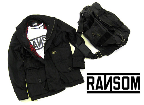 Ransom 2008 Fall/Winter Collection 1st Release
